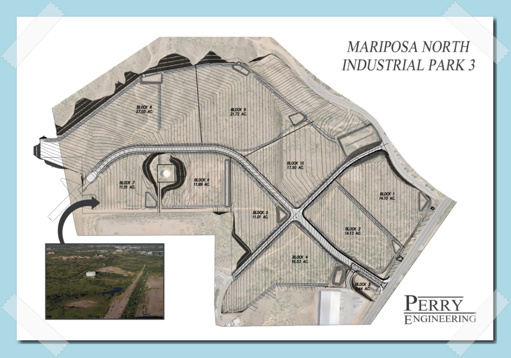 Mariposa North Industrial Park 3